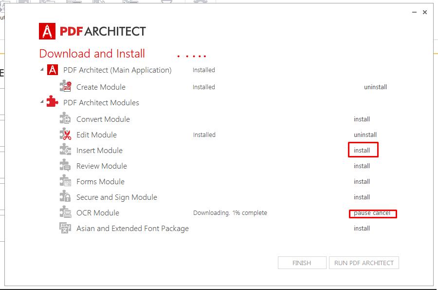pdf architect 4 edit module activation key