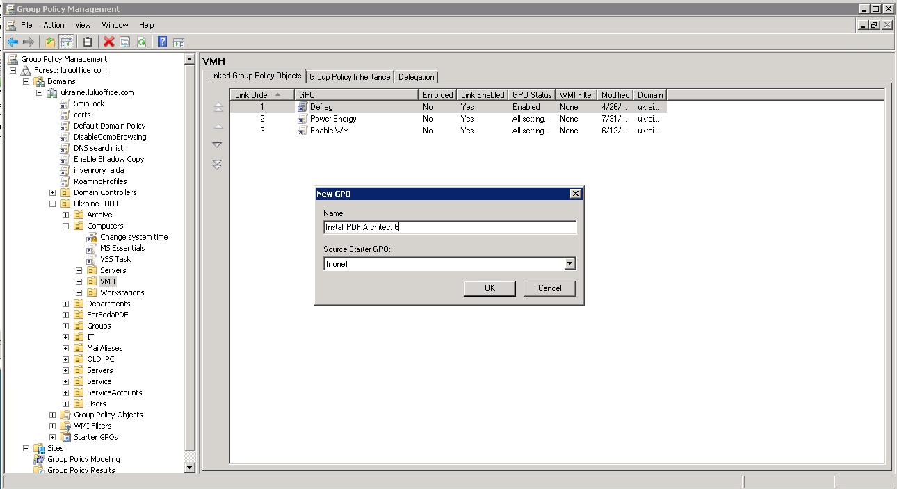 How to Install PDF Architect via GPO – PDF Architect